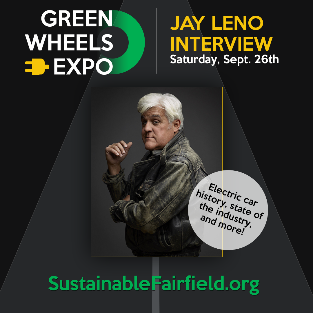 Green Wheels Expo Interview with Jay Leno