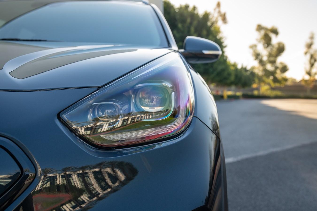 Kia Niro EV headlights