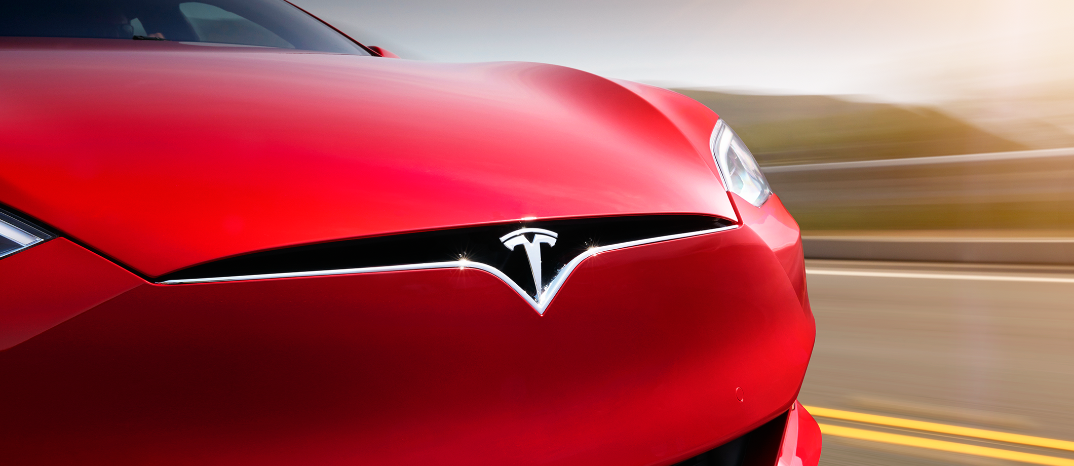 Model S Red Grill