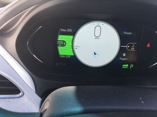 Chevy Bolt HUD