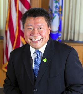 Senator Tony Hwang